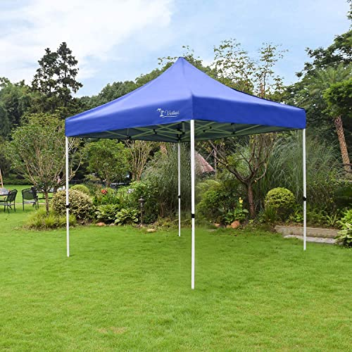 Vicllax Outdoor 10 FT Pop Up Canopy Tent Shade