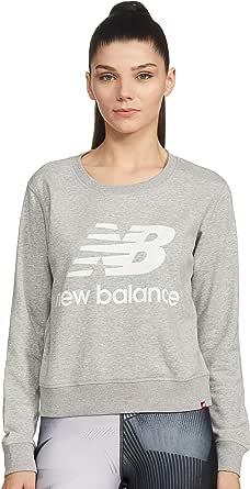 New Balance Womens Crew Neck Sweatshirt WT91585-P