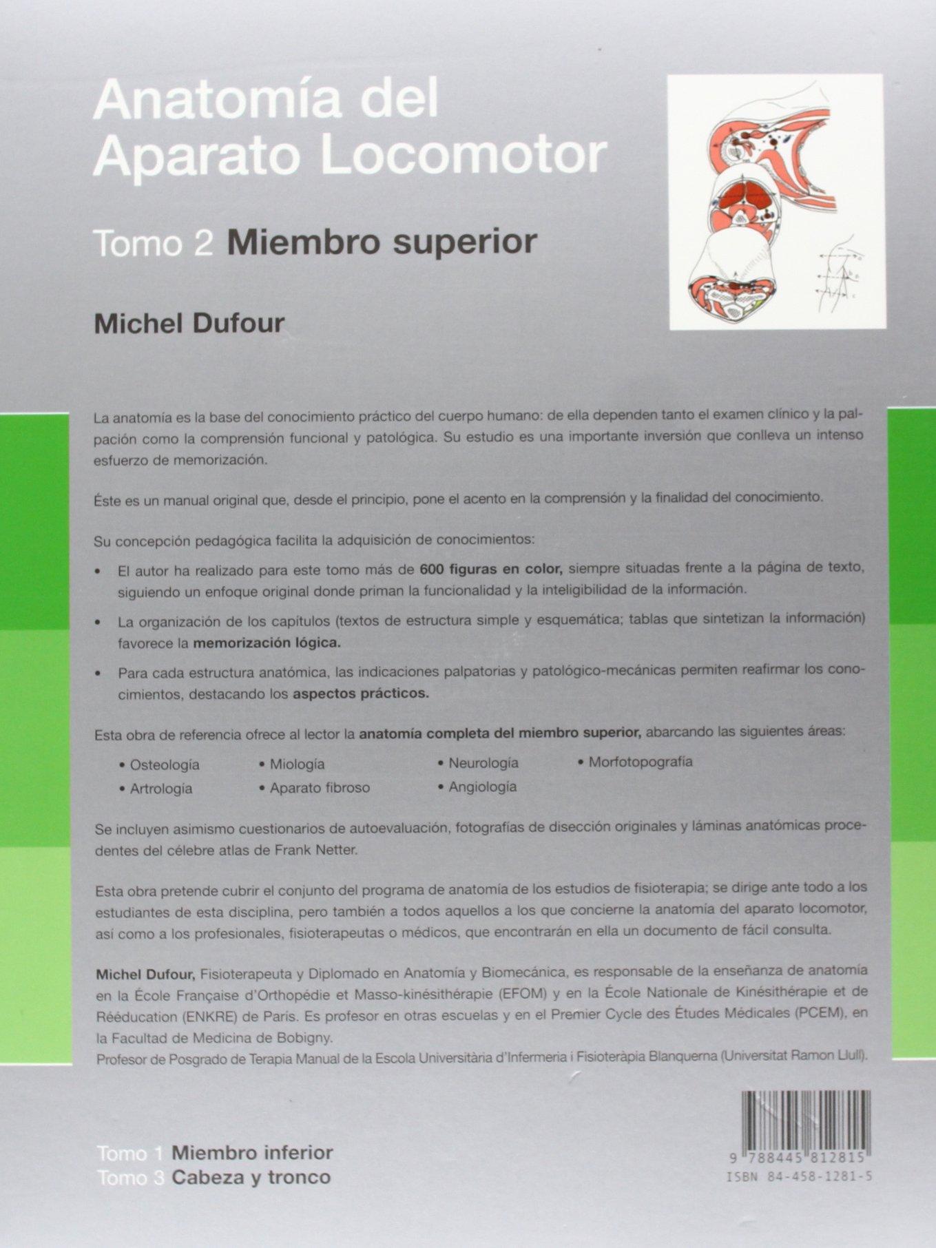 PACK ANATOMIA APARATO LOCOMOTOR (INCLUYE: MIEMBRO INFERIOR, MIEMBR O ...