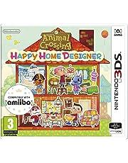 Animal Crossing Happy Home Designer - Nintendo 3DS [Importación inglesa]