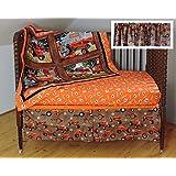 Amazon Com Just Born Babywise 6 Piece Baby Crib Bedding