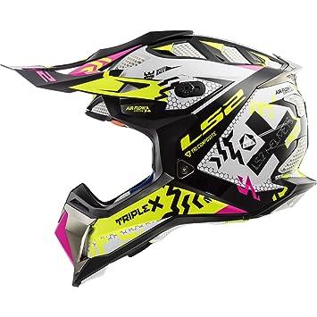 LS2-404702354M/162 : LS2-404702354M/162 : Casco enduro offroad motocross