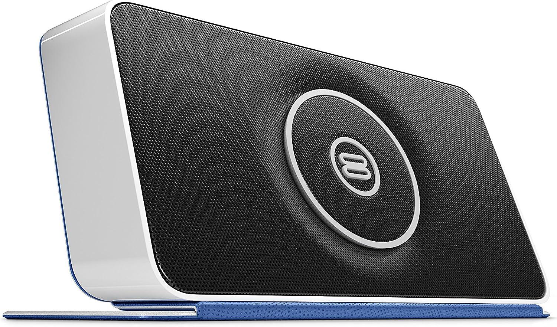 Bayan Audio | Soundbook Go White Portable Bluetooth Speaker With NFC Pairing