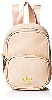 fae98b933 Amazon.com: adidas Originals Santiago Mini Backpack, Black, One Size ...