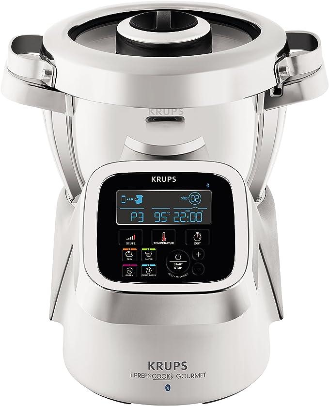 Krups IPrep & Cook XL Gourmet multifunción Robot de cocina con ...