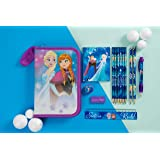 Disney Frozen - Estuche para lápices, Color Morado