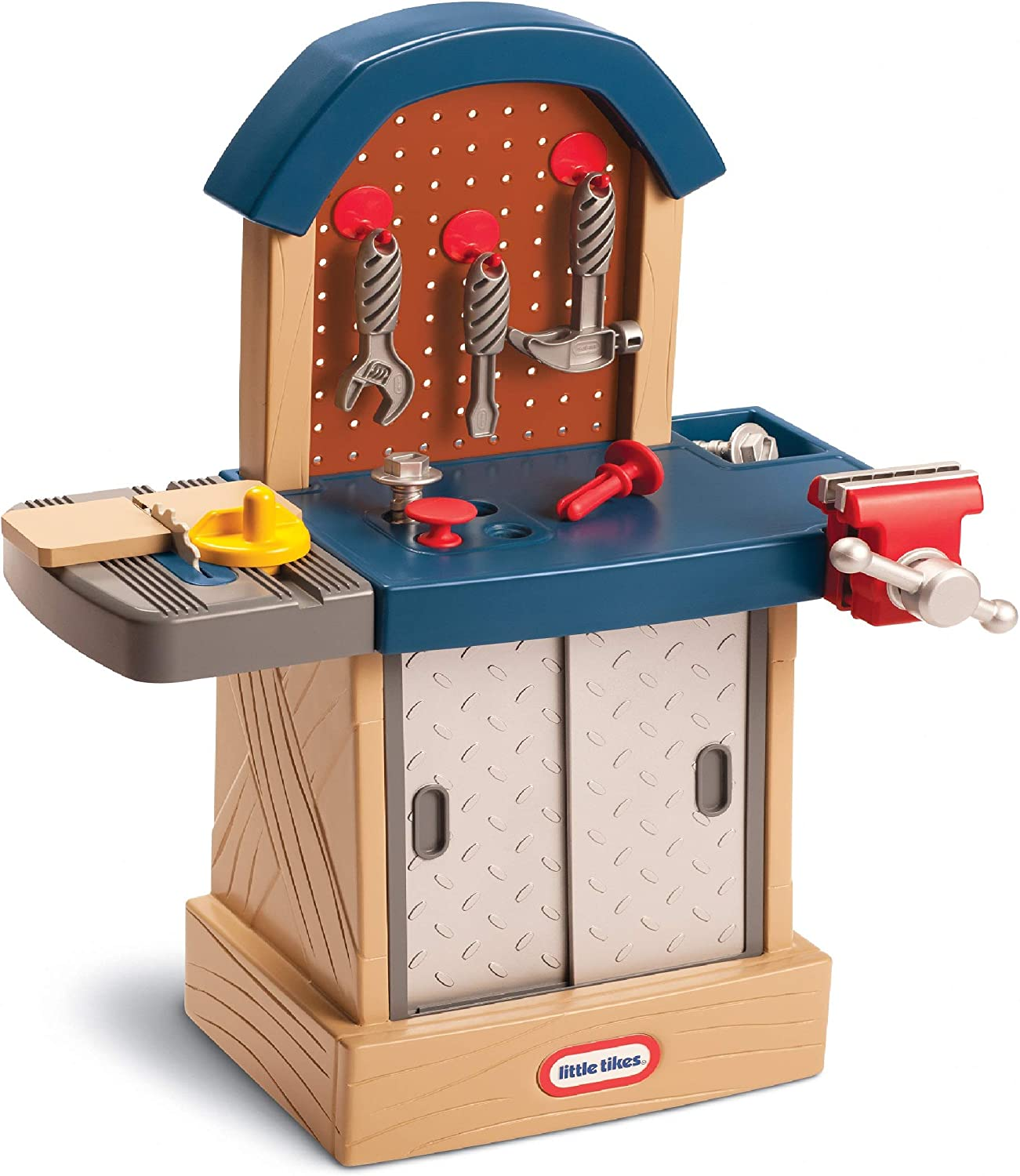 Top 8 Best Workbenches For Kids (2020 Reviews & Buying Guide) 2
