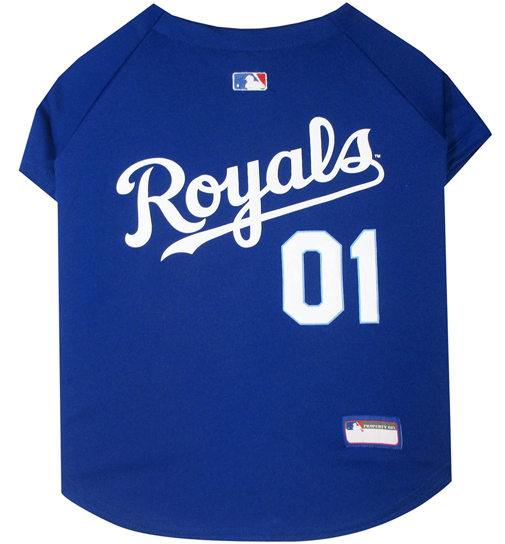 f8104321c95 Amazon.com   MLB Kansas City Royals Dog Jersey