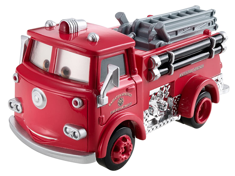 Disney Pixar Cars 3 RED Radiator Springs Classic Deluxe New /& Sealed