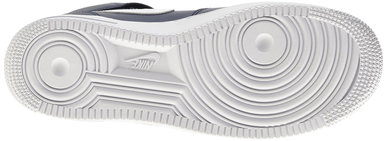 Nike Air Force 1 Mid '07 Men's B01AAUDBI2 11 D(M) US|Midnight Blue/White