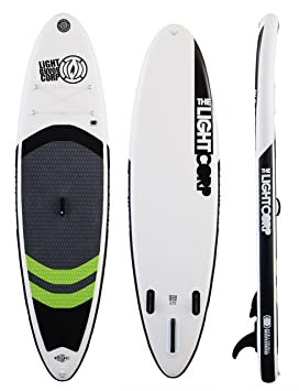 Light RS Silver Allrounder 10 2 Inflatable Stand Up Paddle Tabla de Surf