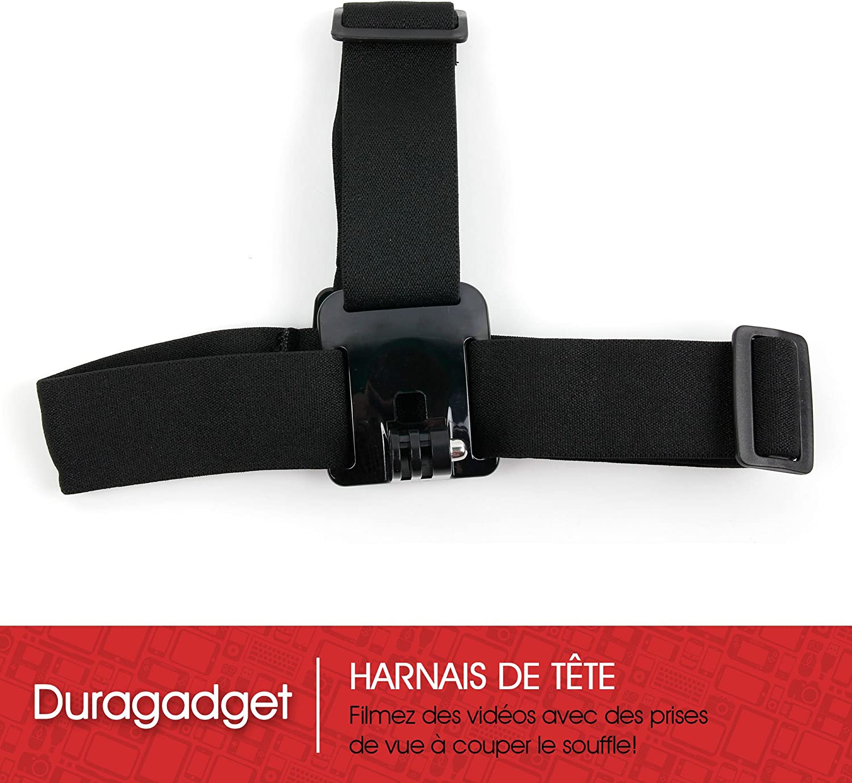 /c/ámaras de deporte/ Kit de accesorios completo compatible con G/éonaute /® G-Eye 300 kayak etc.../ /D 500/y 700/Full HD/ /ideal en esqu/í monta/ña Paddle Board surf
