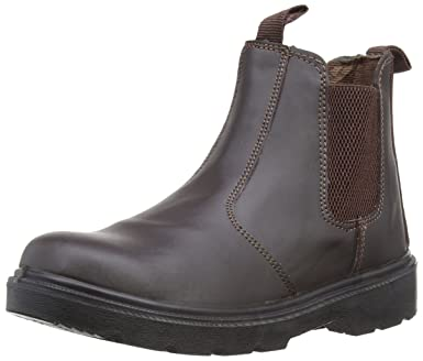 UK 3 Marron Blackrock Sf12b - EU 36 Brown Chaussures de s/écurit/é Mixte adulte