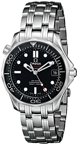 OMEGA Seamaster Reloj de Mujer automático 36mm 212.30.36.20.01.002: Omega: Amazon.es: Relojes