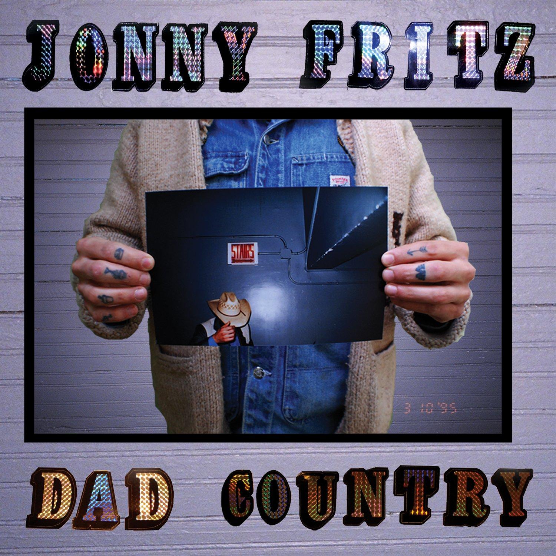 Vinilo : Jonny Fritz - Dad Country (LP Vinyl)