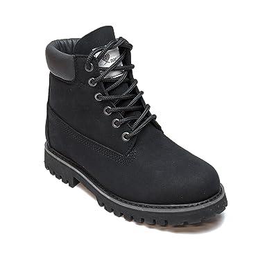 472a56b4713652 Nae Etna Schwarz - Vegan Stiefel (37)  Amazon.de  Schuhe   Handtaschen