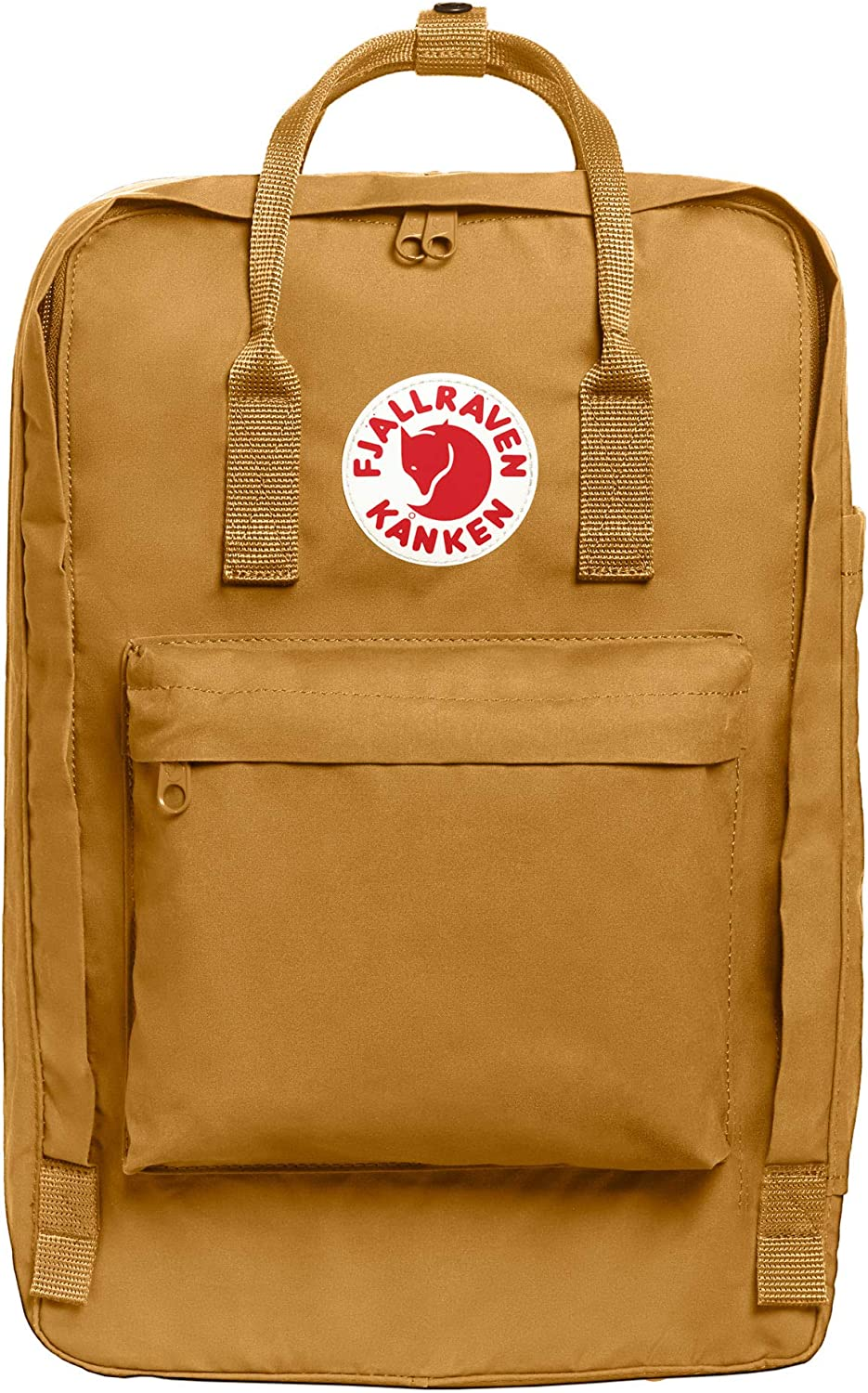 "Fjallraven, Kanken Laptop 17"" Backpack for Everyday, Black"