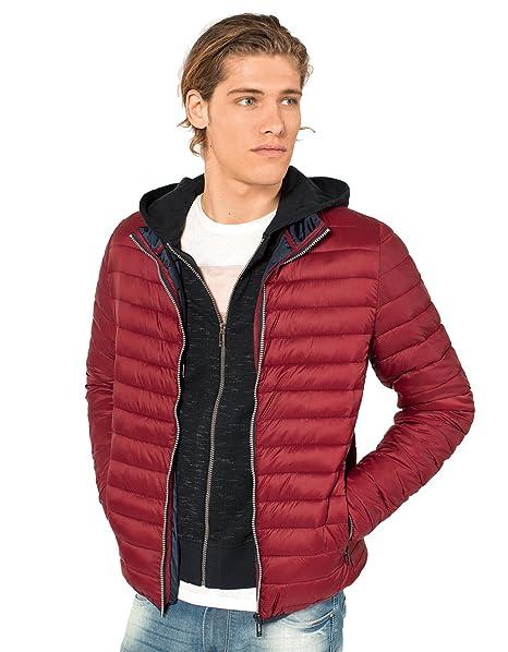 codice promozionale 62108 65f85 Clayton Giubbotto imbottito: Amazon.it: Abbigliamento