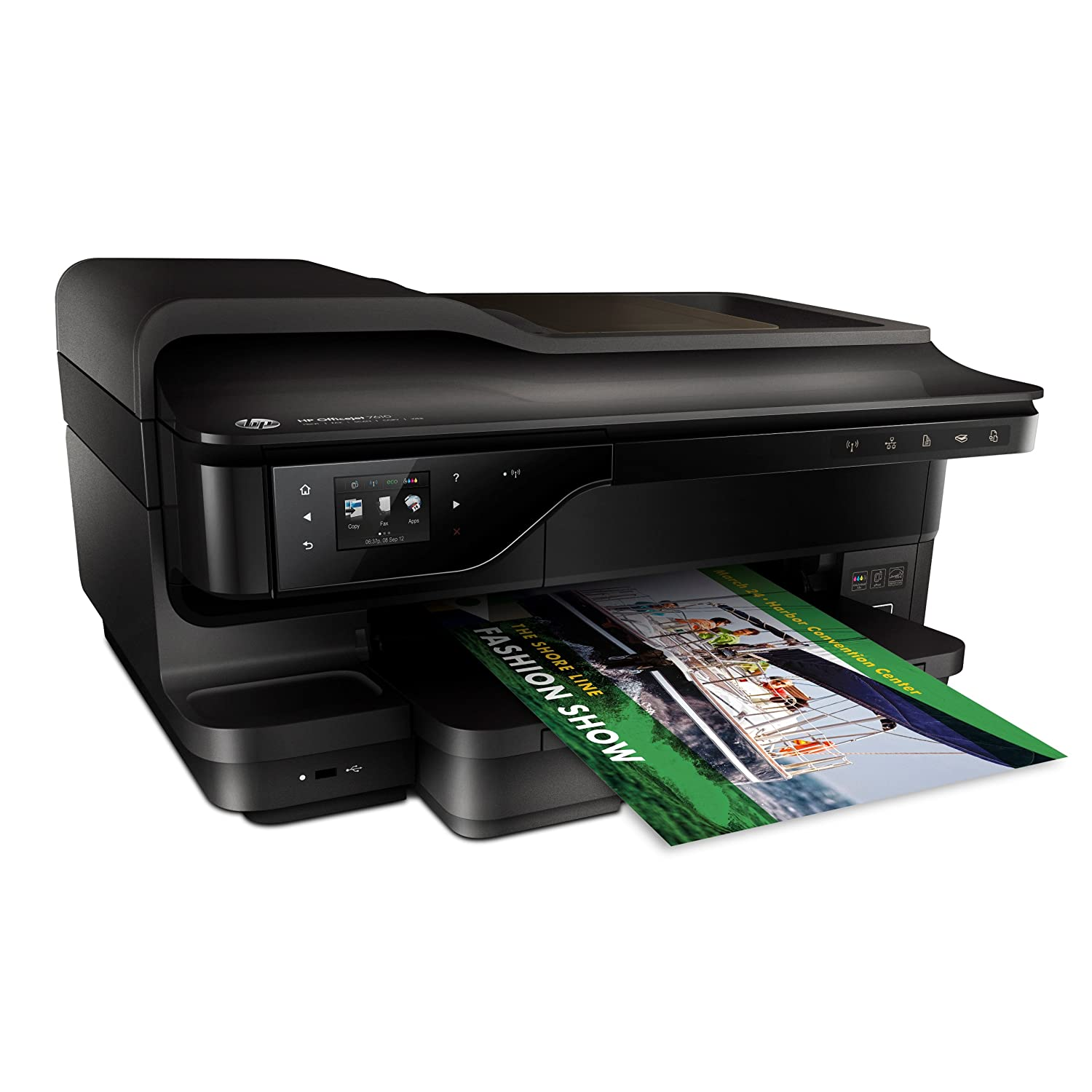 HP Officejet 7610 - Impresora Multifunción Color: Amazon.es ...