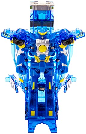 5c9251d00e5 Amazon.com: Mecard Neo Jumbo - Transforming Robot to Toy Truck: Toys & Games