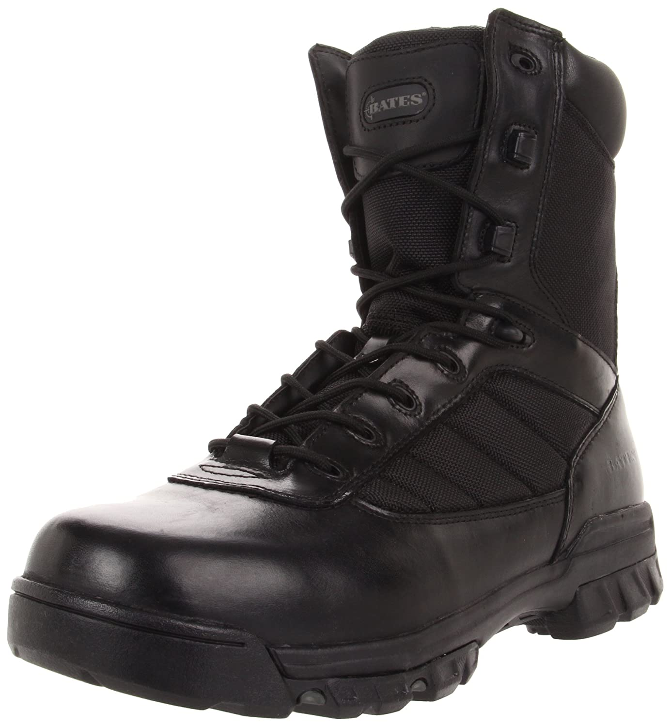 Bates Men's UltraLites 8 Inches Tactical Sport SideZip Boot