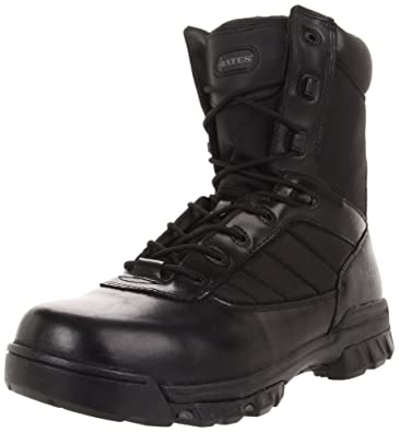 ede69a788986af Amazon.com  Bates Men s Ultra-Lites 8 Inches Tactical Sport Side-Zip ...