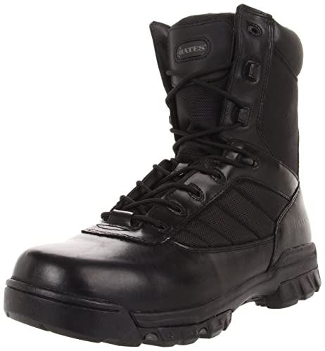 a12cdc7c554 Bates Men's Ultra-Lites 8 Inches Tactical Sport Side-Zip Boot