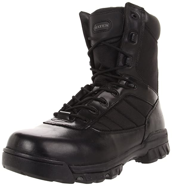 Bates Men's Ultra-Lites Tactical Sports Side-Zip Boot Black Friday Deal 2020