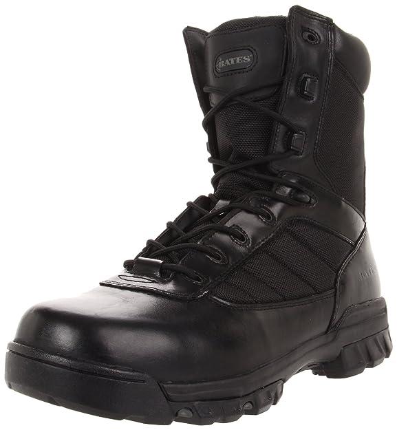 Bates Men's Ultra-Lites Tactical Sports Side-Zip BootBlack Friday Deal2019