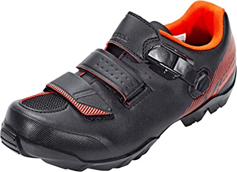 SHIMANO SHME3PG490SO00 - Zapatillas Ciclismo, 49, Negro - Naranja ...