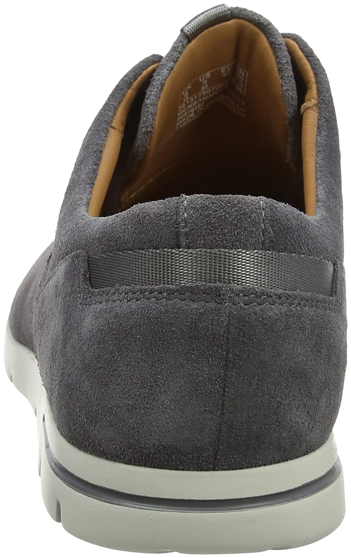 Clarks Clarks Clarks Vennor Walk, Zapatos de Cordones Derby para Hombre e2e7bd