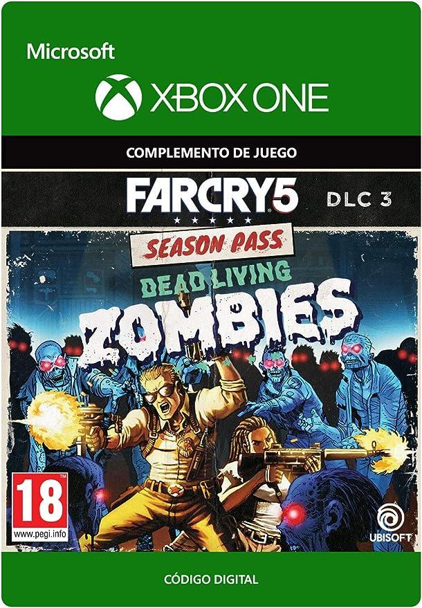 Far Cry 5: Dead Living Zombies - Xbox One - Código de descarga ...