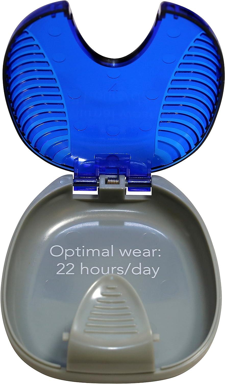 INVISALIGN DNT-5320 Invisalign Aligner Align Tech - Caja de retención, , , Azul, 1 uds. por paquete, 1[set de ]: Amazon.es: Belleza