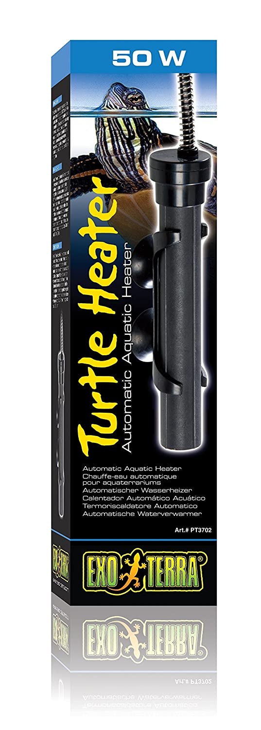Amazon.com : Exo Terra Terrarium Submersible Turtle Heater, 25-Watt : Aquarium Heaters : Pet Supplies