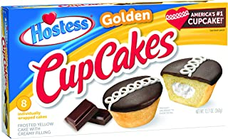 product image for Hostess Cupcakes, Golden, 8 Count (Pack of 6)