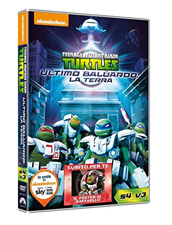 Teenage Mutant Ninja Turtles - Stagione 04 #03 - Ultimo ...