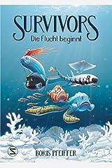 Survivors - Die Flucht beginnt (German Edition) Kindle Edition