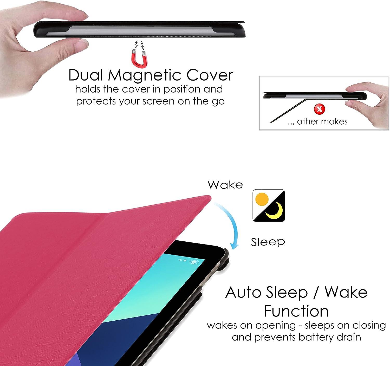 HELL BLAU Rundum-Ger/äteschutz Auto Schlaf Wach Funktion Stift /& Displayschutz Forefront Cases Smart H/ülle kompatibel f/ür Sony Xperia Z4 10,1 Zoll Tablet-PC H/ülle Schutzh/ülle Tasche Case Cover