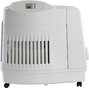 AIRCARE MA1201 Whole-House Console-Style Evaporative Humidifier, White