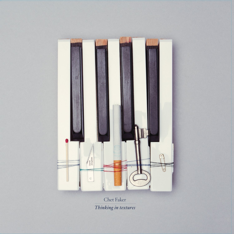 Vinilo : Chet Faker - Thinking in textures (LP Vinyl)