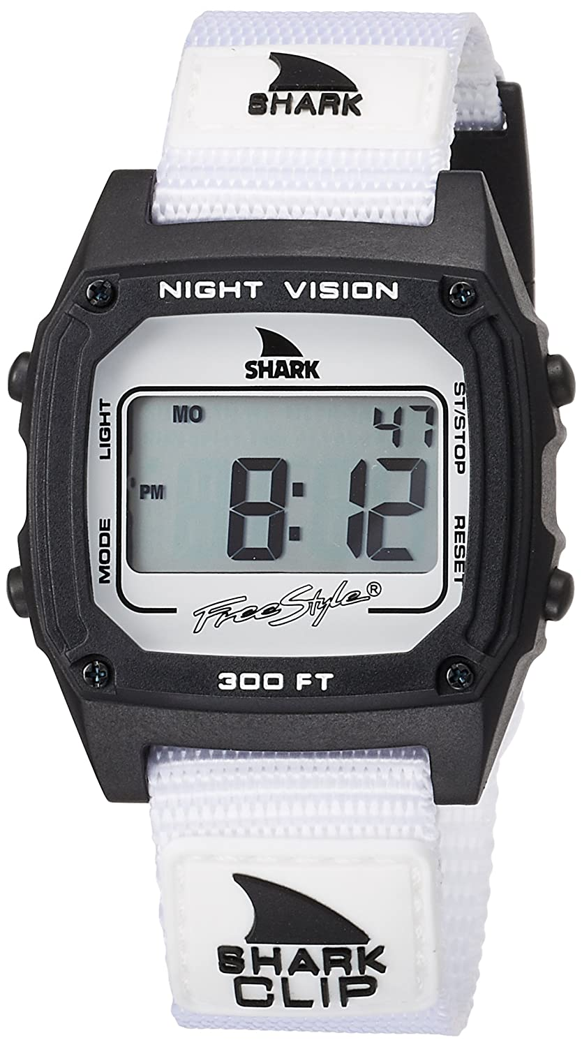 Freestyle Shark Classic Clip Monochrome Unisex Watch Fs101011 by Freestyle