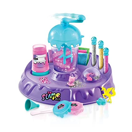 0003410fdf637 Amazon.com  CANAL TOYS - So Slime DIY - Slime Factory  So Slime Diy  Toys    Games