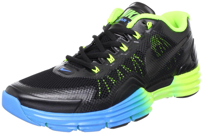 Nike Zapatos Para Correr Para Hombre Lunar Tr1 42 EU|Black / Volt / Blue Glow