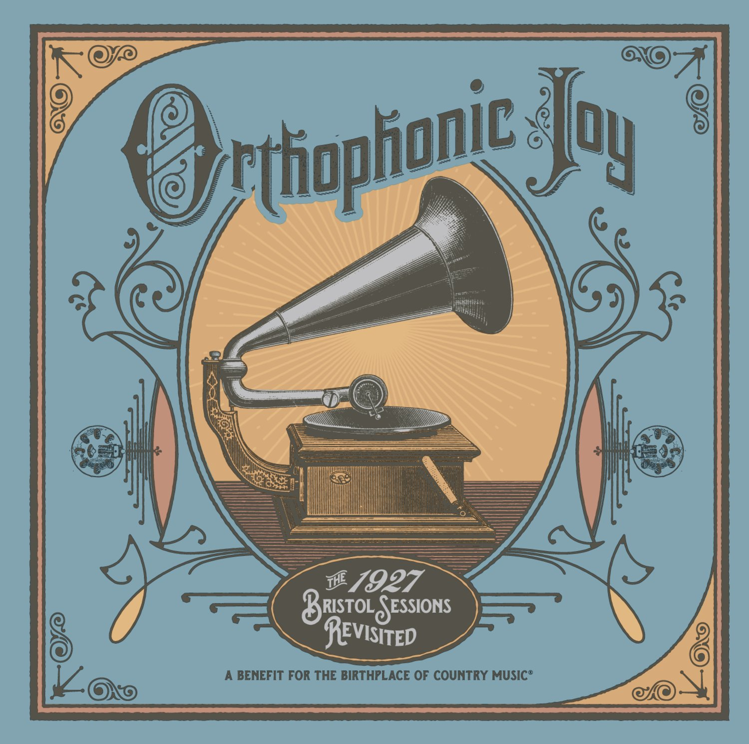 Various Artists Orthophonic Joy The 1927 Bristol Sessions