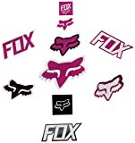 Fox Men's Sticker Track Pack, Pink, One Size