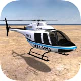 mud truck games - Police Helicopter On Duty 3D