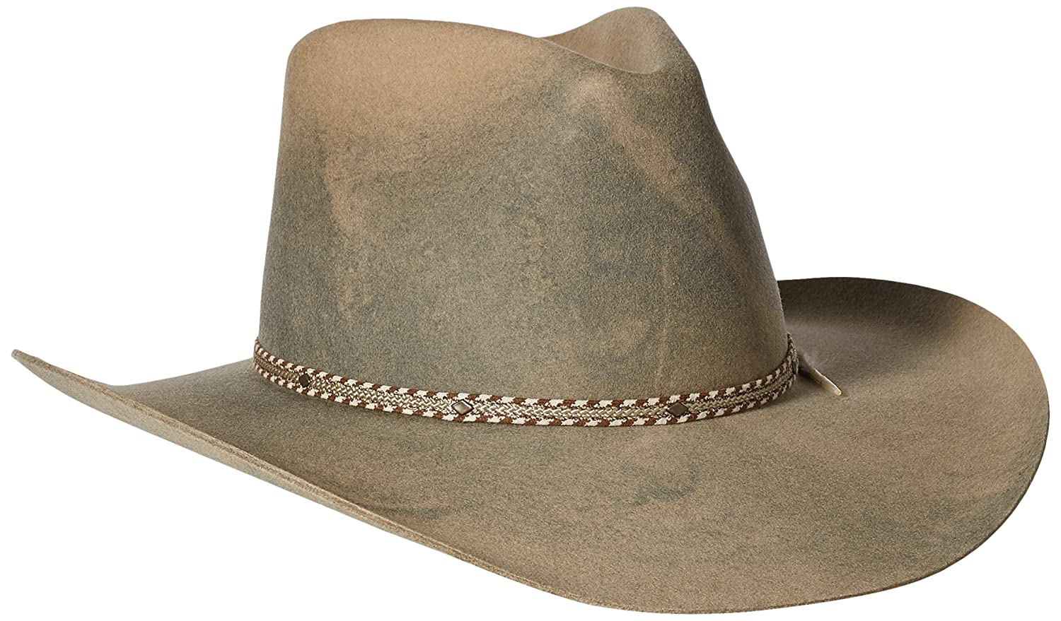 Bailey Western Men s Lucius  Amazon.in  Clothing   Accessories a3659983469d