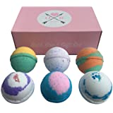 Amazon Price History for:Bath Bombs Set - 6 Extra Large Size, 4.5 Ounce Per Scent - Lavender, Cucumber Melon, Moonlight Rose, Grapefruit Tangerine, Black Raspberry Vanilla and Cool Water, Aromatherapy Bath, By Oliver Rocket