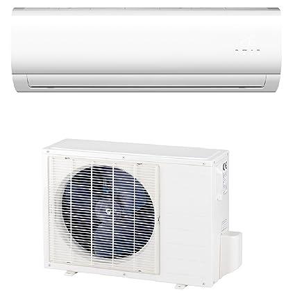 Comfee MSR23-12HRDN1-QE Inverter Split - Equipo de aire acondicionado con conector rápido