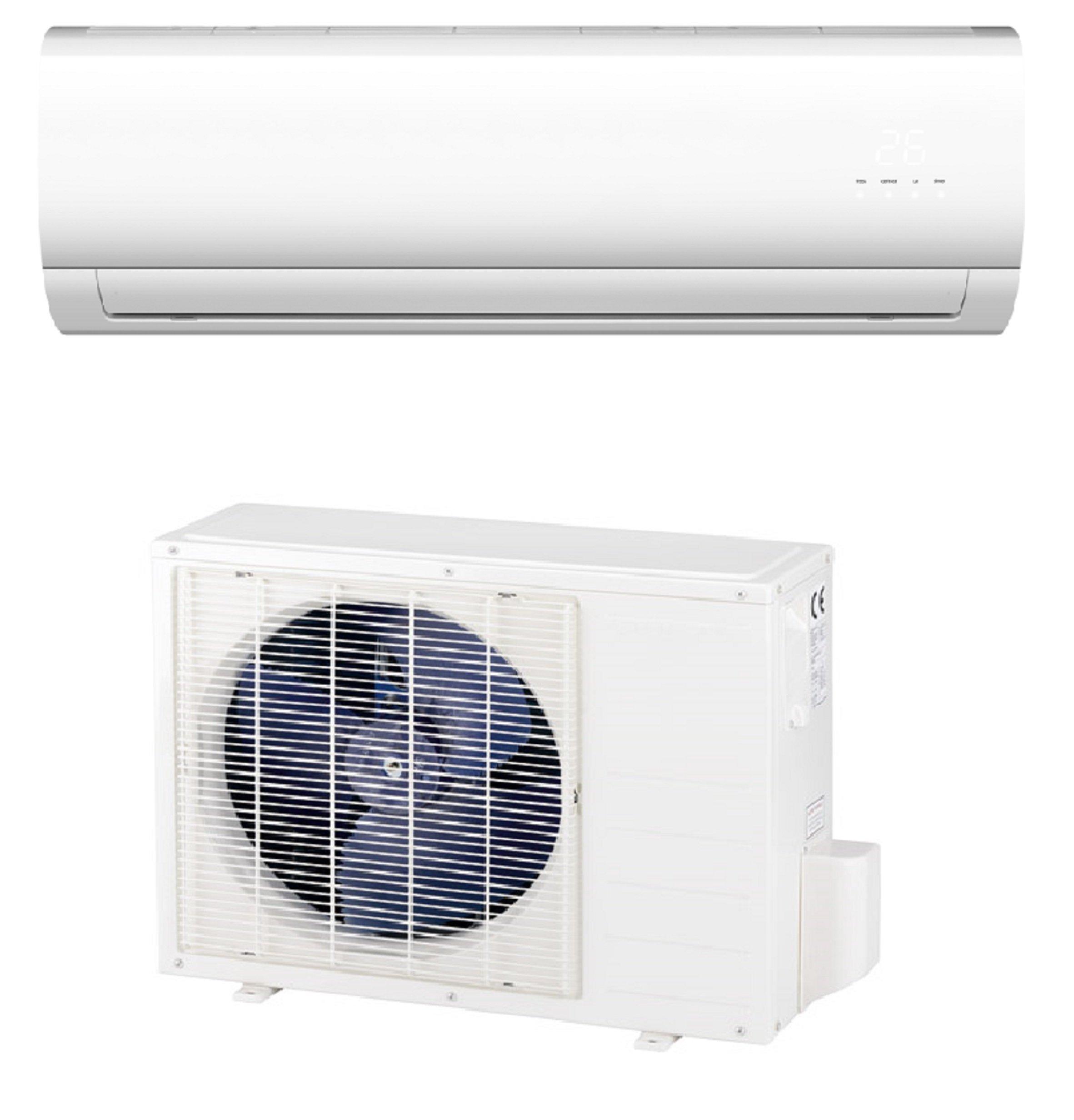 Comfee MSR23-18HRDN1-QE Inverter Split-Klimagerät mit Quick-Connector 16500 BTU inklusive Wärmepumpe, Raumgröße bis 60 m² , EEK: A+ product image